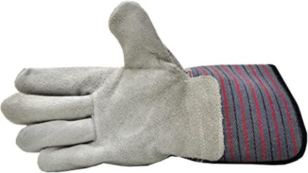 G & F Products Premium Leather Work Gloves