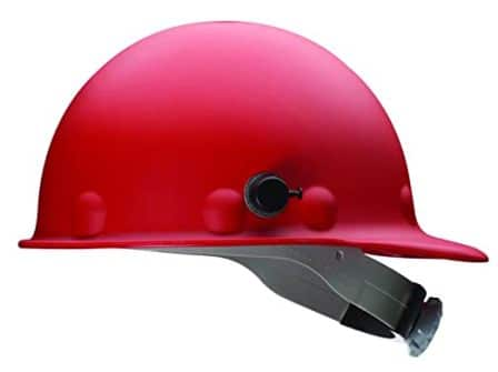 Honeywell Glass Cap Hard Hat