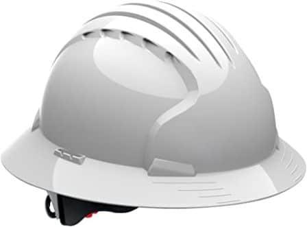JSP Evolution Deluxe 6161 Full Brim Hard Hat