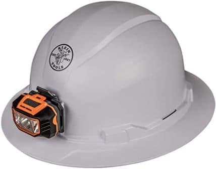 Klein Tools 60406 Full Brim Hard Hat