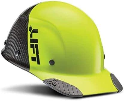 LIFT SAFETY DAX 50- 50 CARBON FIBER HARDHAT