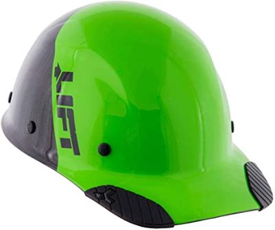 Lift Safety DAX Fifty 50 Carbon Fiber Cap Style Hard Hat