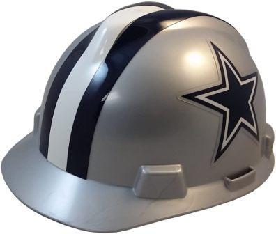 MSA NFL RATCHET SUSPENSION HARD HAT