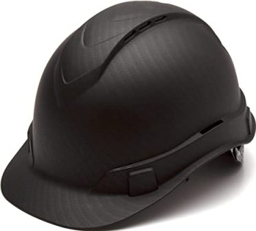 Pyramex Safety Ridgeline Cap Style Hard Hat