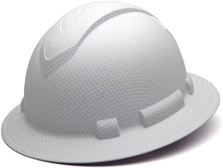 Pyramex Safety Ridgeline Full Brim Hard Hat