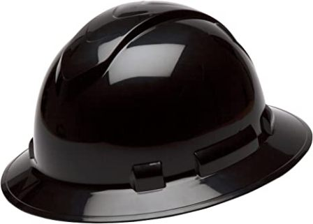 RIDGE ROCK FULL BRIM HARD HAT