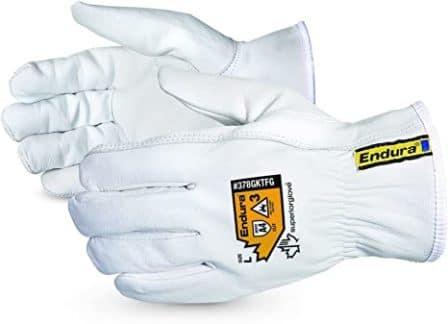 Superior Glove Endura Leather Work Gloves