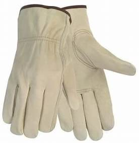 Toledano Industries Leather Work Gloves