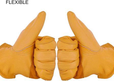 Top 15 Best Leather Work Gloves in 2020