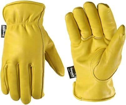 Wells Lamont 1108 Winter Leather Work Gloves