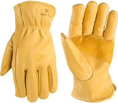 Wells Lamont 1129 Leather Work Gloves