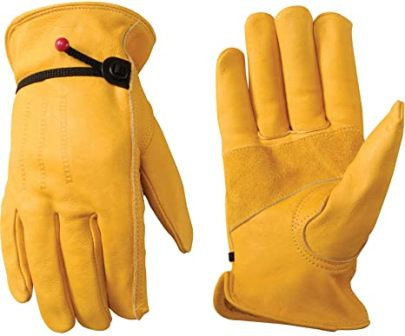 Wells Lamont 1132 Leather Work Gloves