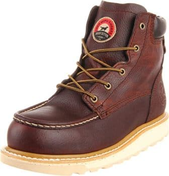 83606 aluminum toe boot by Irish Setter