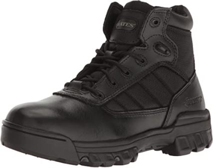 Bates Durable Work Boots for Women in Leather and Nylon