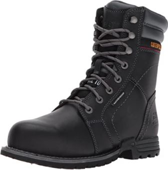 Caterpillar P90899 100% Leather Work Boots for Women