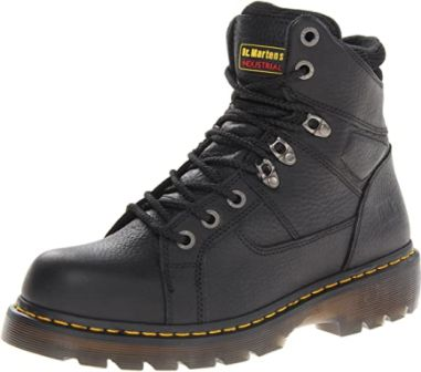 Dr Martens Ironbridge Industrial Grizzly