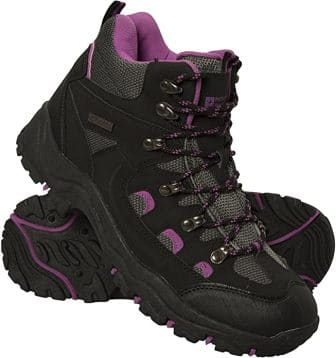 Mountain Warehouse Boots for the Adventurous Woman