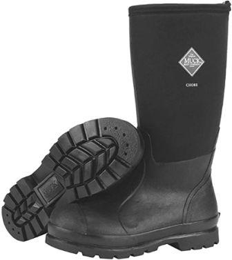 Muck Chore Classic Men's Rubber Work Boots 2020