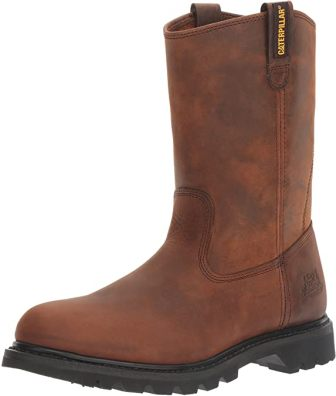 Revolver Pull-On boots by Caterpillar