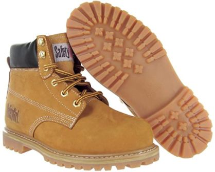 Safety Girl Steel Toe Work Boots 2020