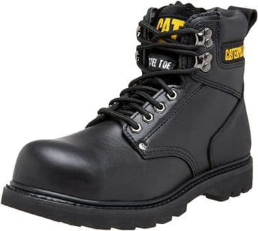 Second Shift steel-toe boots from Caterpillar