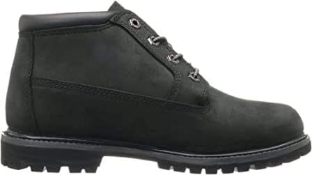 Timberland Nellie Comfy Black Work Boots for Women