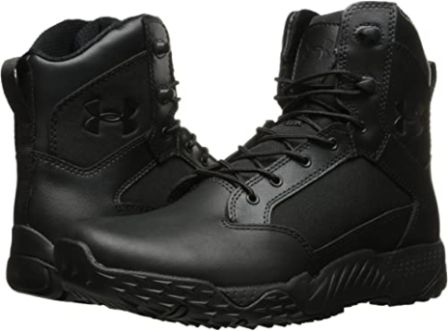 Top 15 Black Work Boots for Women in 2020