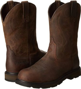 Top 15 Most Comfortable Steel Toe Work Boots in 2020