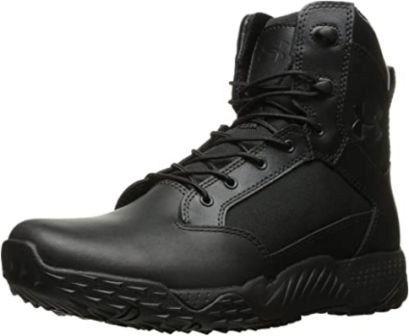 Under Armour Leather & Nylon Quick Dry Boots