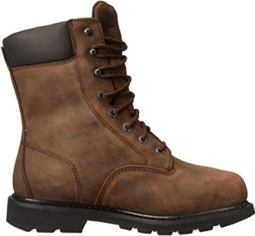 Wolverine Men's W05680 McKay Steel-Toe Boot