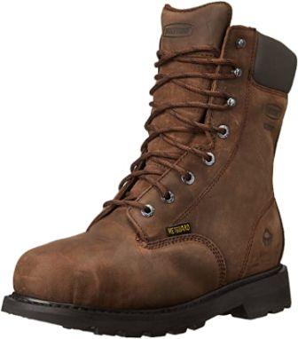 Wolverine Men's W05680 McKay Steel-Toe Boot
