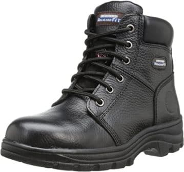 Workshire women's work boots by Skechers