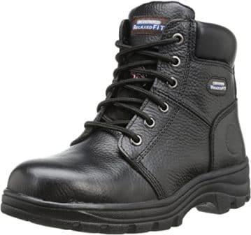 Workshire women's work boots by Skechers
