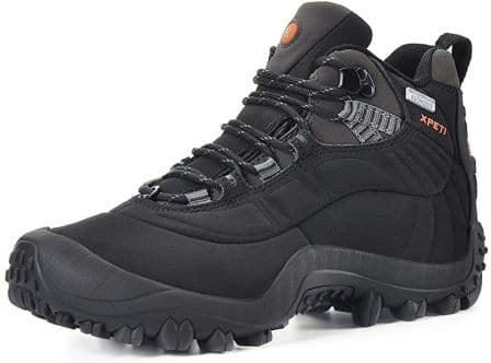XPETI Functional and Fashionable Women's Work Boots