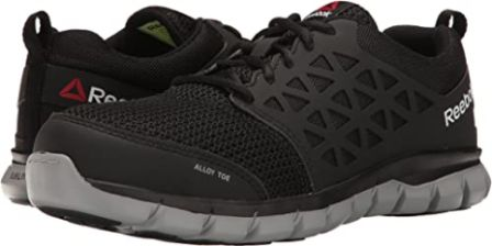 Reebok Men's Athletic Oxford Industrial Work Shoes Review 2020