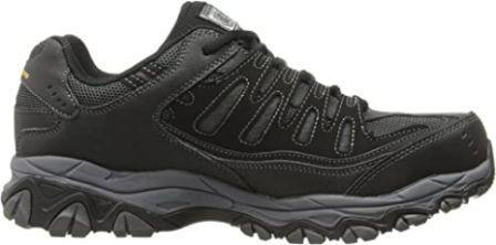 Skechers 77055 Cankton Work Sneakers