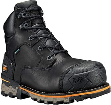"TIMBERLAND PRO BOONDOCK 6"" COMPOSITE TOE WORK BOOTS"