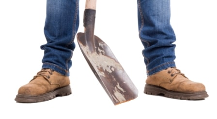 Wide Feet Work Boots