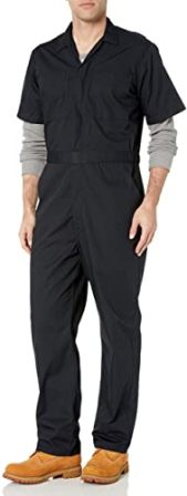 Amazon Essentials Men's Short-Sleeve Coverall