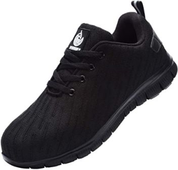 DYKHMILY Steel Toe Shoes D9003