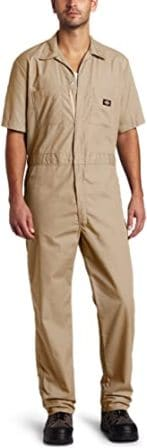 Dickies Men's Big-Tall Short-Sleeve Coverall