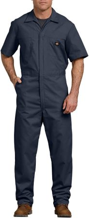 Dickies Short-Sleeve Coverall