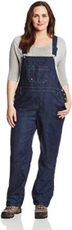 Dickies Women's Denim Bib Overall