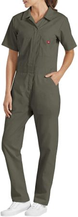 Dickies Women's Short Sleeve Coverall