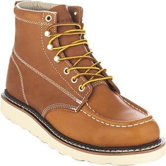 """EVER BOOTS """"Weldor Men's Moc Toe Work Boots"""