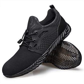 Hongchengye Steel Toe Shoes