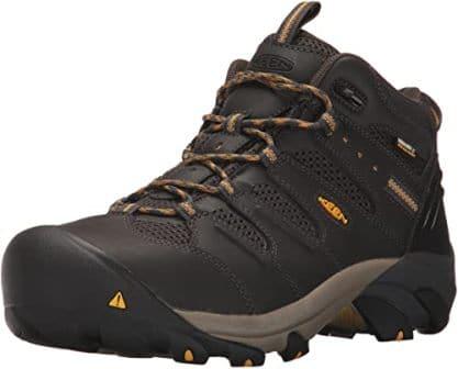 KEEN Utility Men's Waterproof Work Boot