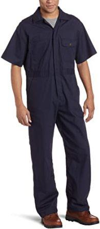 Key Apparel Men's Short Sleeve Unlined Coverall