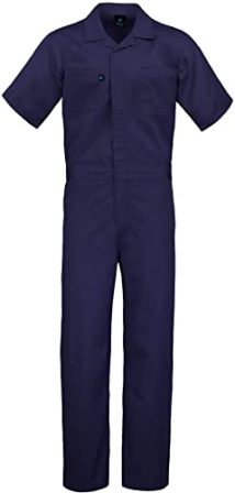 Kolossus Deluxe Short Sleeve Coverall