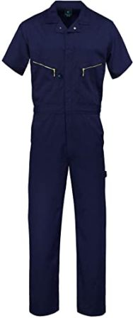 Kolossus Pro-Utility Short Sleeve Coverall